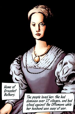 Elizabeth Báthory (New Earth)