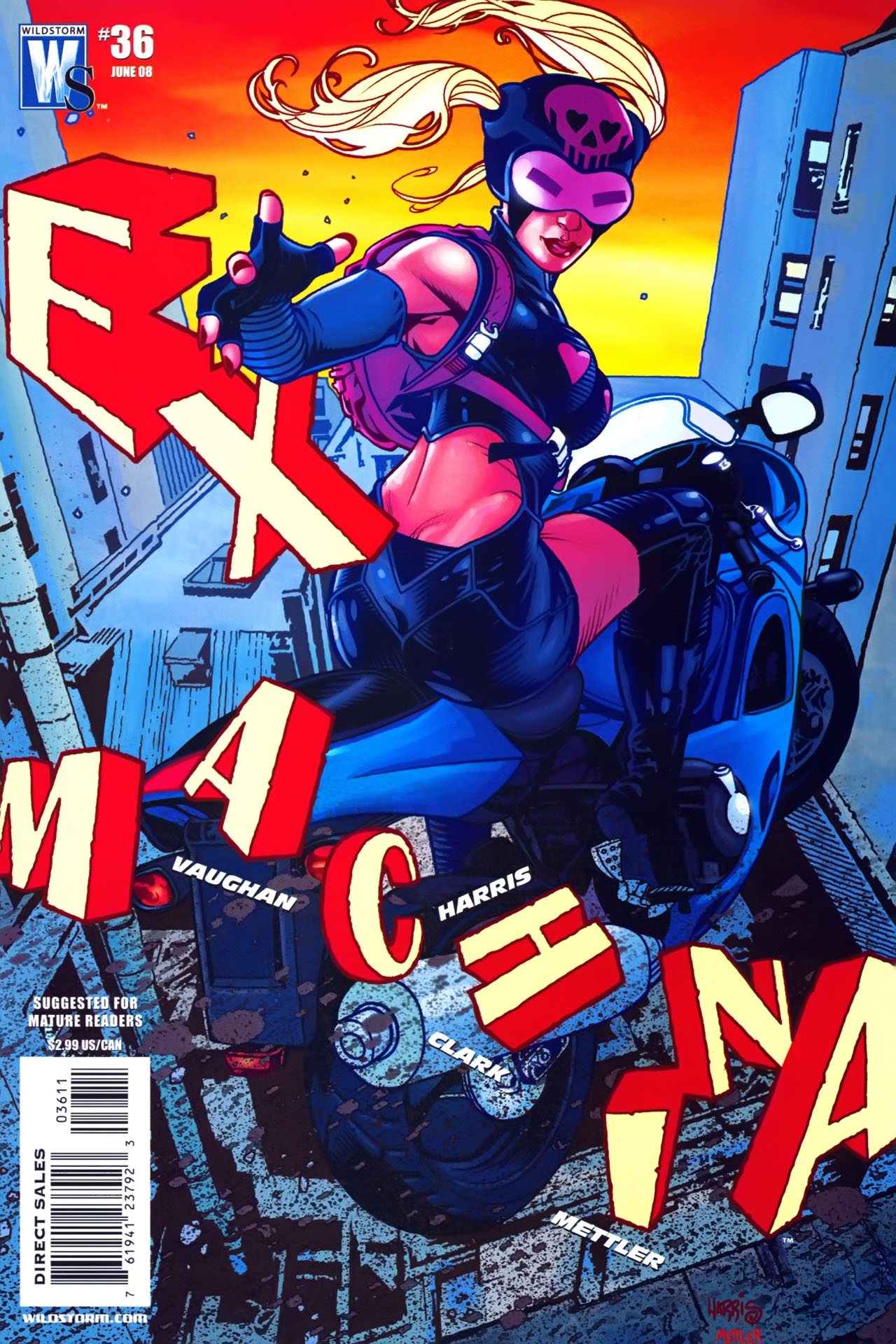 Ex Machina Vol 1 36