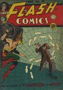 Flash Comics 57