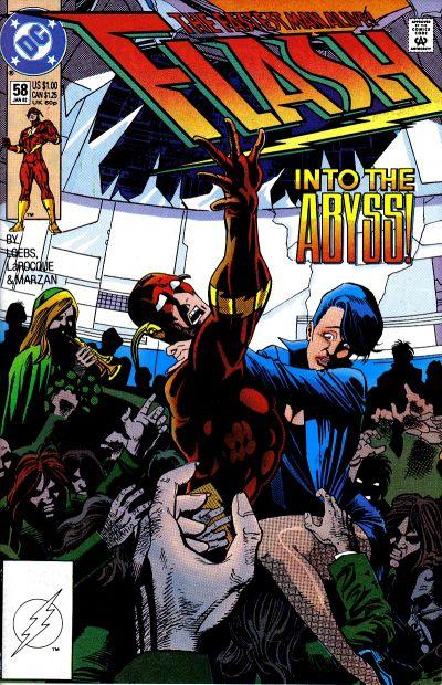 The Flash Vol 2 58