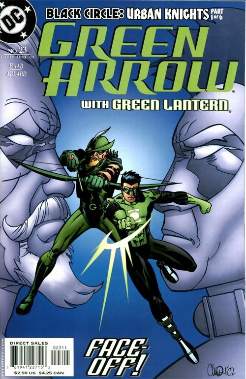 Green Arrow Vol 3 23