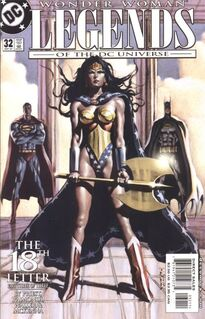 Legends of the DC Universe Vol 1 32