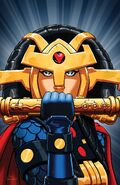 Mister Miracle Vol 4 4 Textless