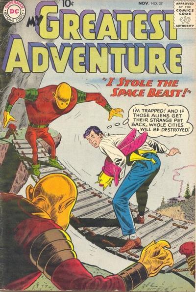 My Greatest Adventure Vol 1 37