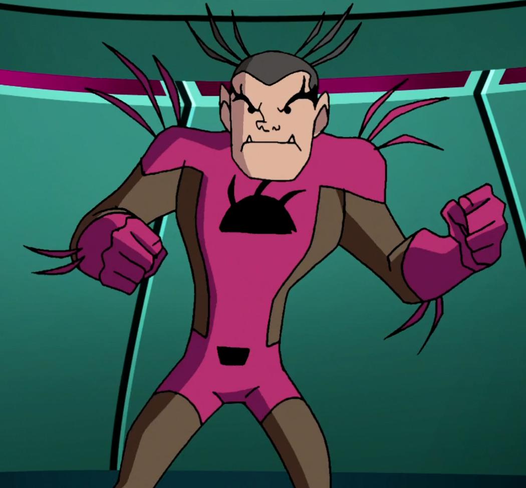 Peter Dursin (Legion of Super-Heroes TV Series)