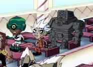 Punk Rocket See More Cinderblock New Teen Titans Shorts 001