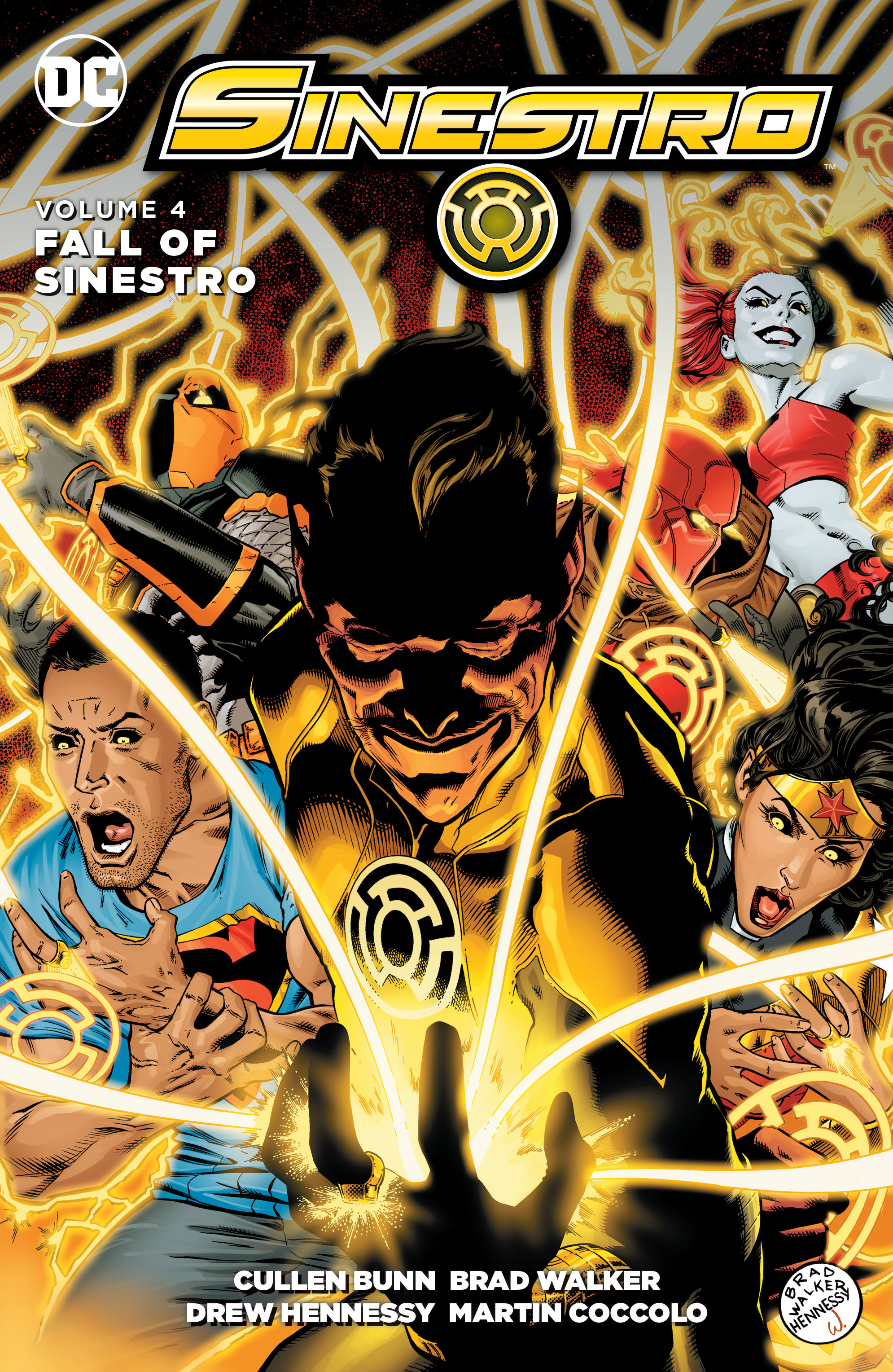 Sinestro: The Fall of Sinestro (Collected)