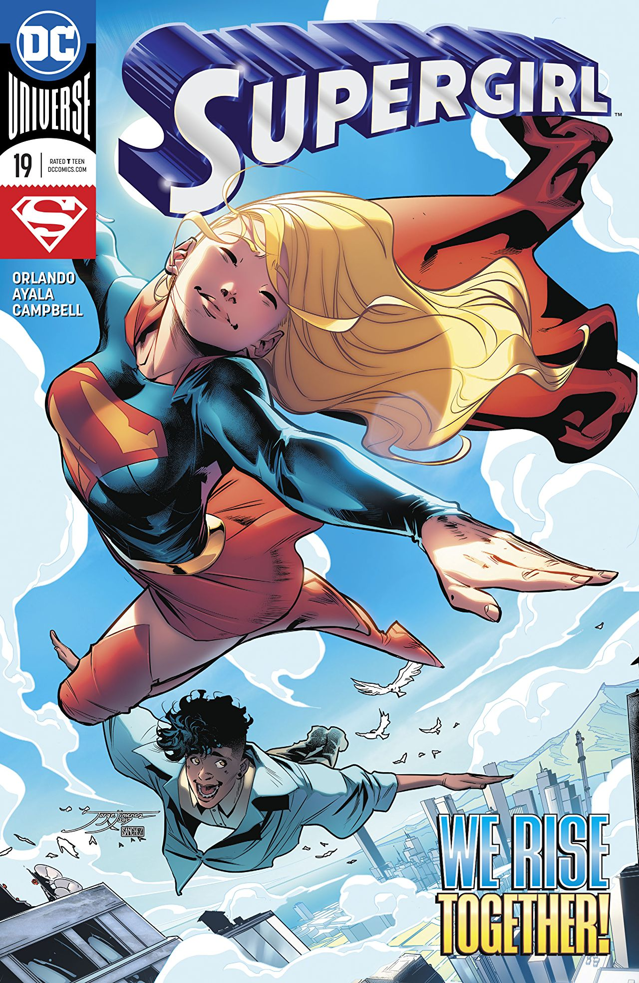 Supergirl Vol 7 19