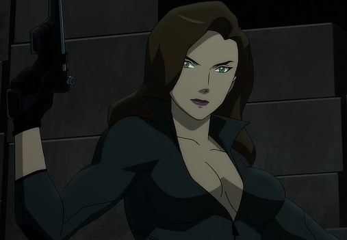 Talia al Ghul (DC Animated Movie Universe)