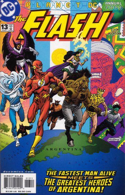 The Flash Annual Vol 2 13