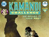 The Kamandi Challenge Vol 1 12