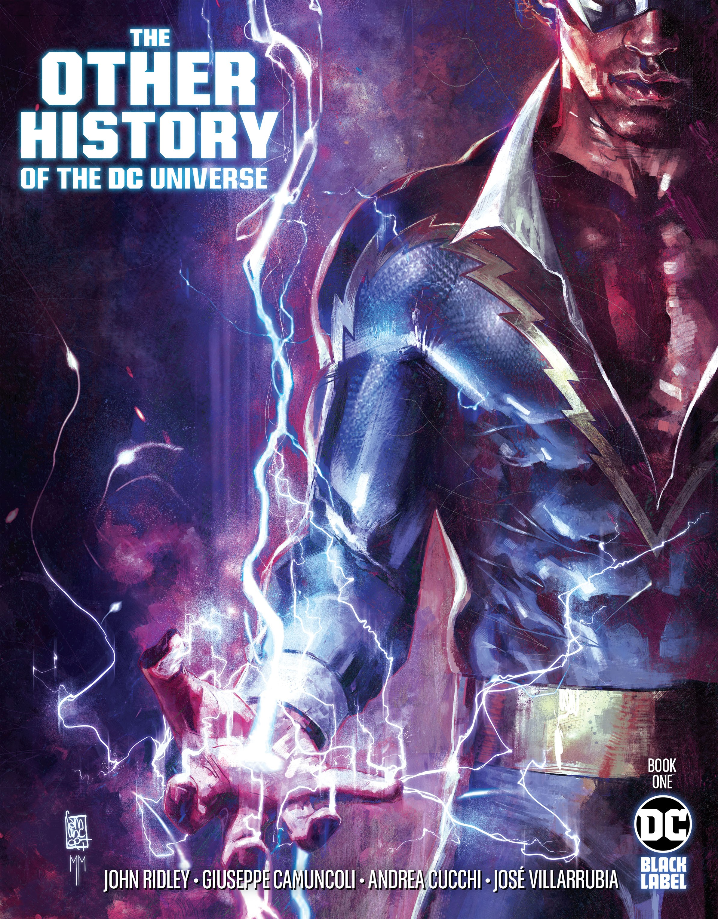The Other History of the DC Universe Vol 1 1