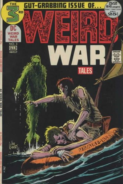 Weird War Tales Vol 1 3