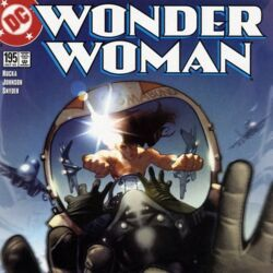 Wonder Woman Vol 2 195