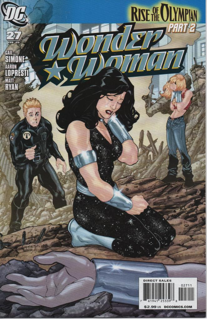 Wonder Woman Vol 3 27