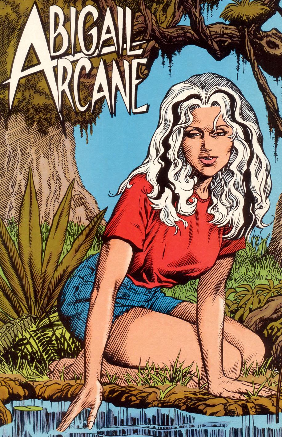 Abigail Arcane (New Earth)/Gallery