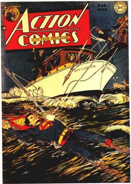 Action Comics Vol 1 123