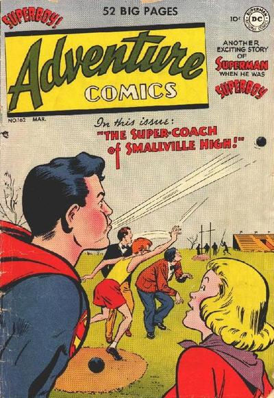 Adventure Comics Vol 1 162