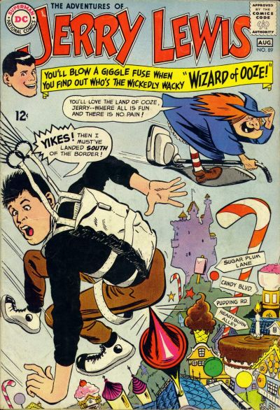 Adventures of Jerry Lewis Vol 1 89.jpg