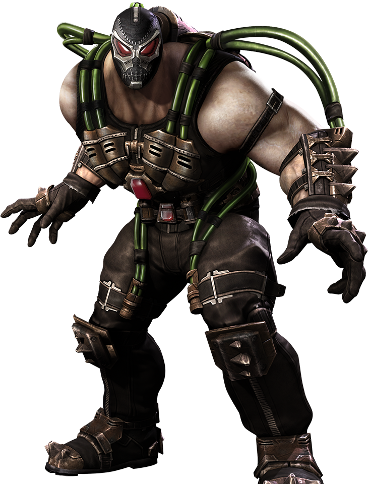Bane (Injustice: Earth One)