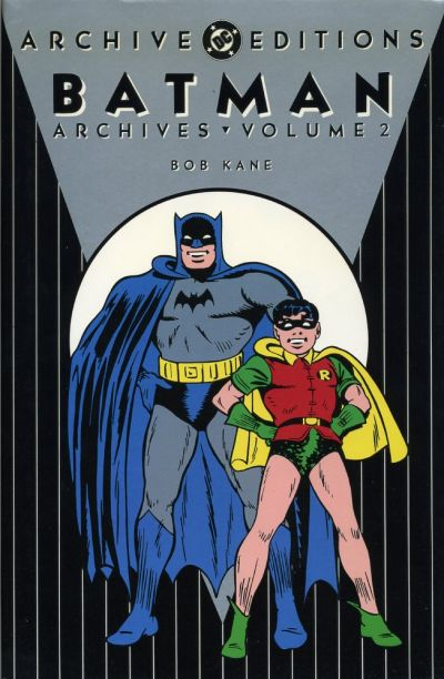 Batman Archives Vol 2 (Collected)