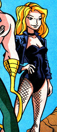Dinah Laurel Lance (Teen Titans TV Series)