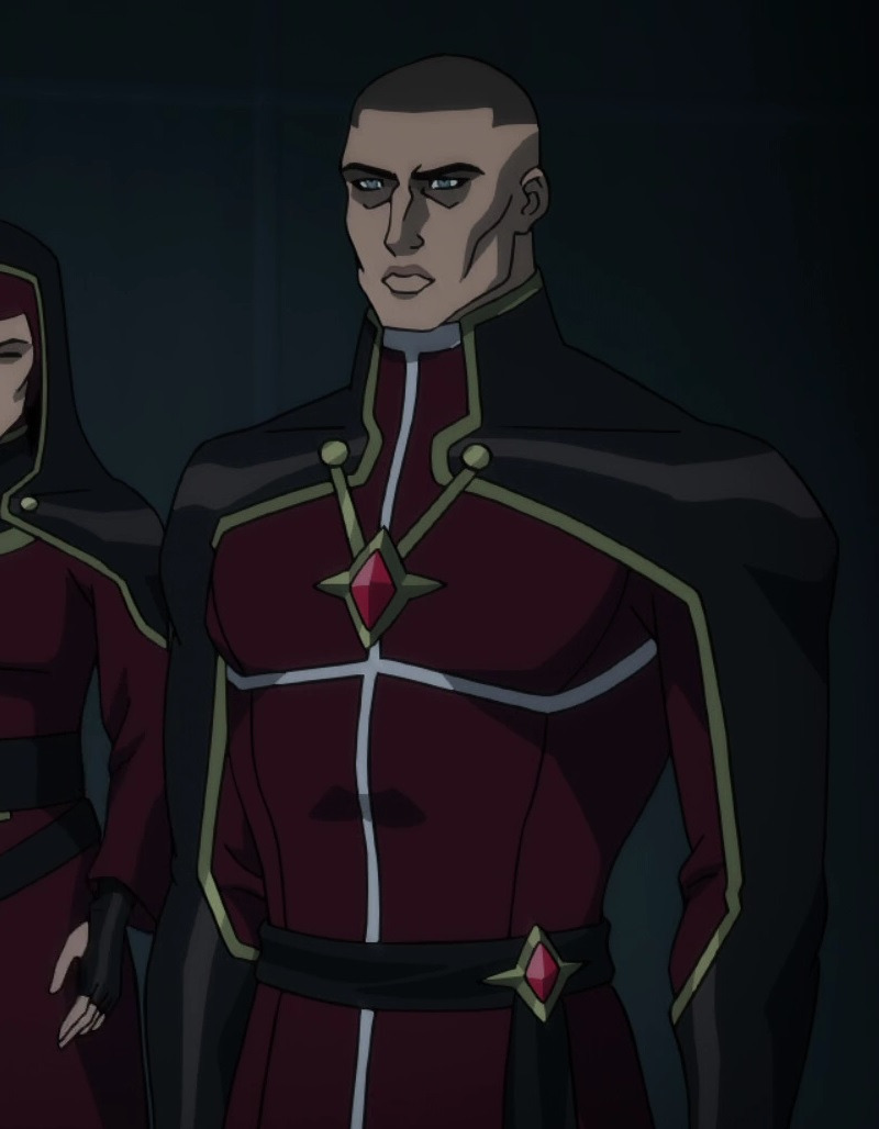 Brother Blood (DC Animated Movie Universe)