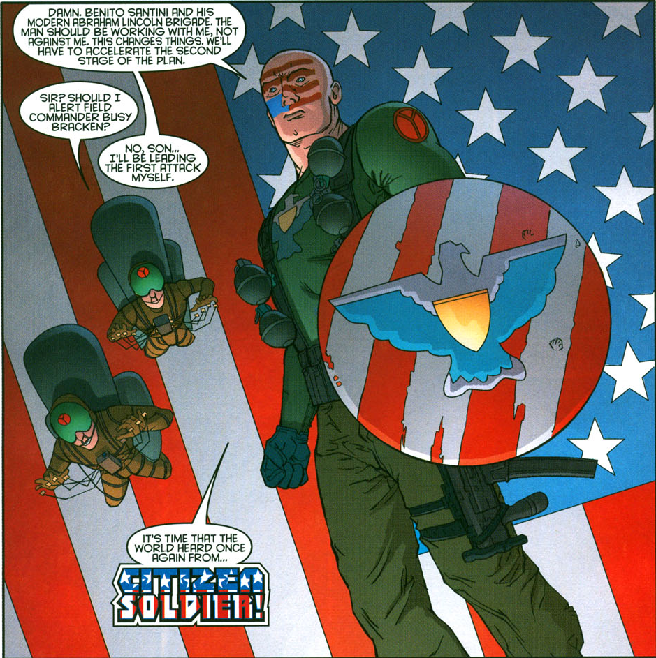 George Washington (Wildstorm Universe)