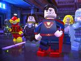 Crime Syndicate (Lego Batman: Earth 3)