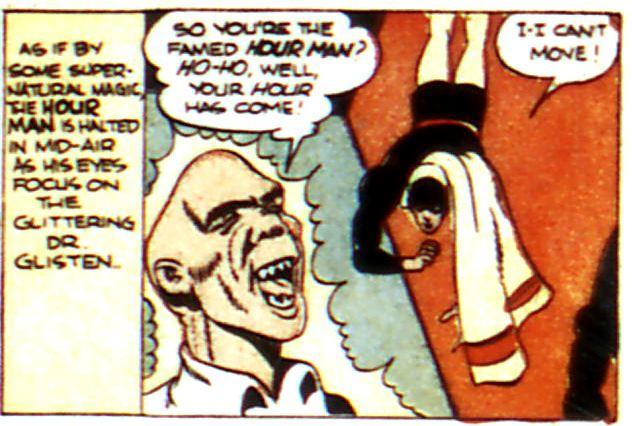 Doctor Glisten (Earth-Two)
