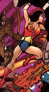 Donna Troy Earth-462 001