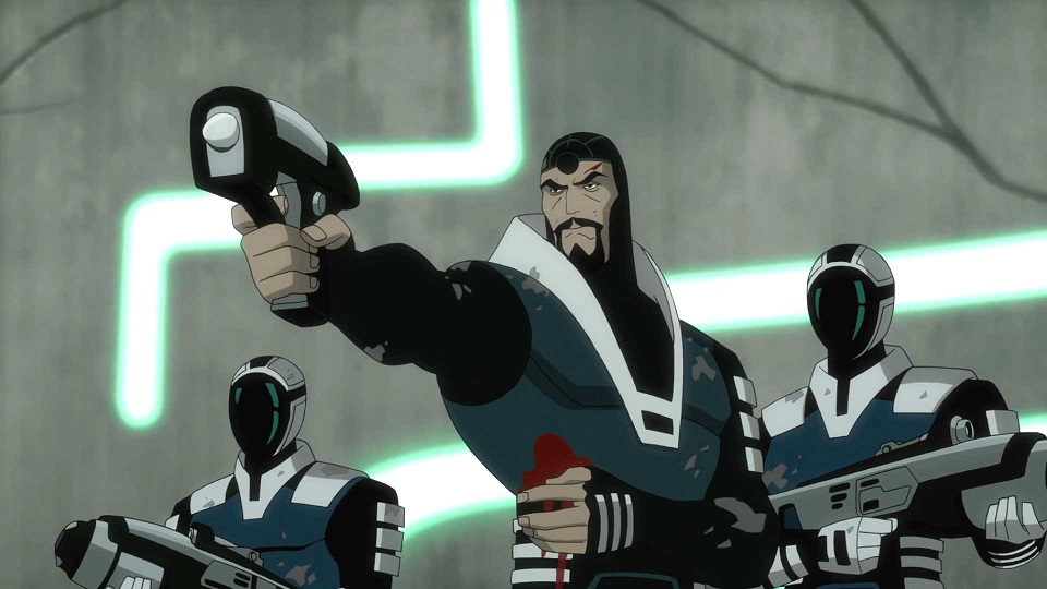 Dru-Zod (Gods and Monsters)