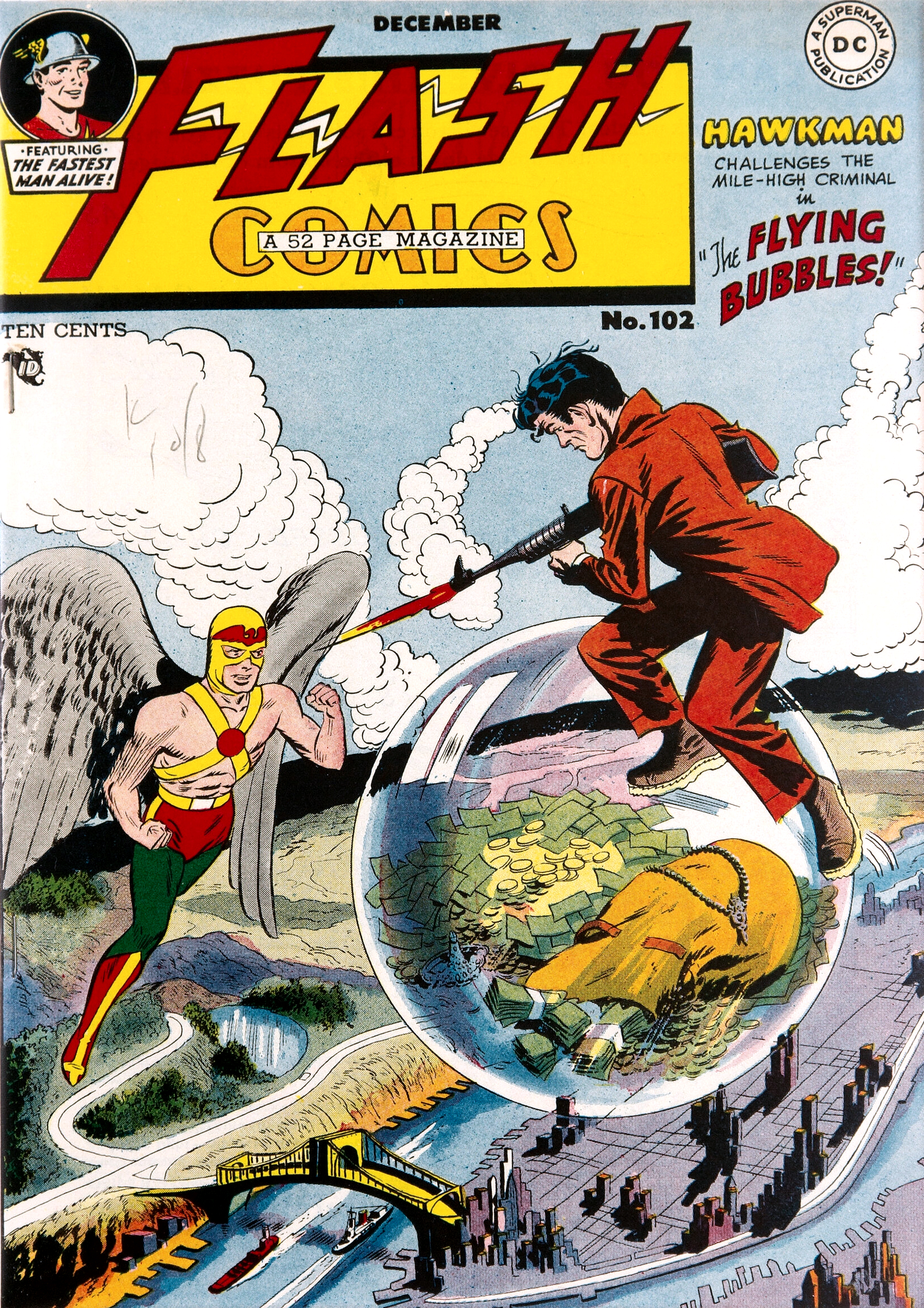Flash Comics Vol 1 102