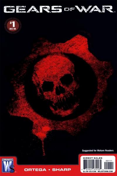 Gears of War Vol 1 1