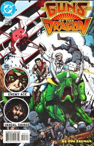 Guns of the Dragon Vol 1 3