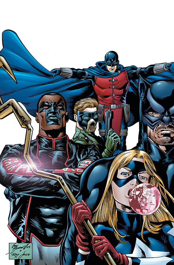 JSA: Honor Among Thieves (Collected)