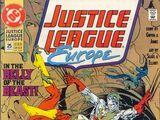 Justice League Europe Vol 1 25