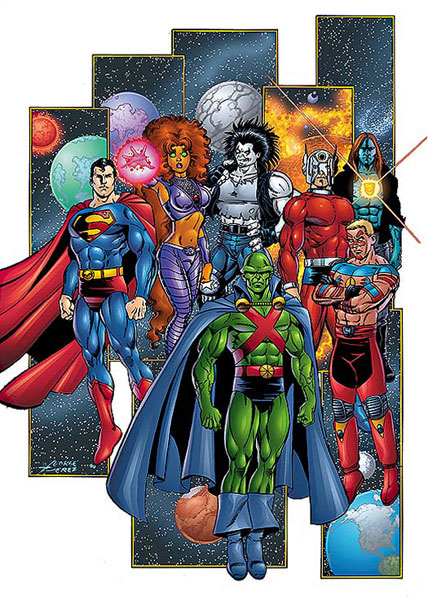 Justice Leagues - Justice League of Aliens Vol 1 1 Textless.jpg