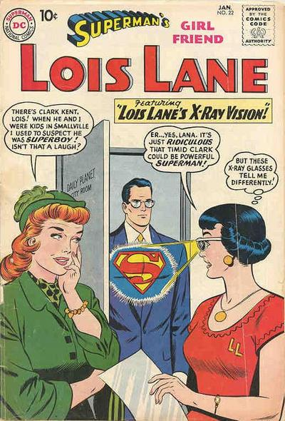 Superman's Girl Friend, Lois Lane Vol 1 22