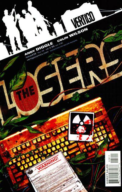 Losers Vol 1 28