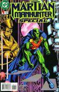 Martian Manhunter Special 1