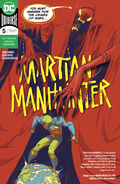 Martian Manhunter Vol 5 5