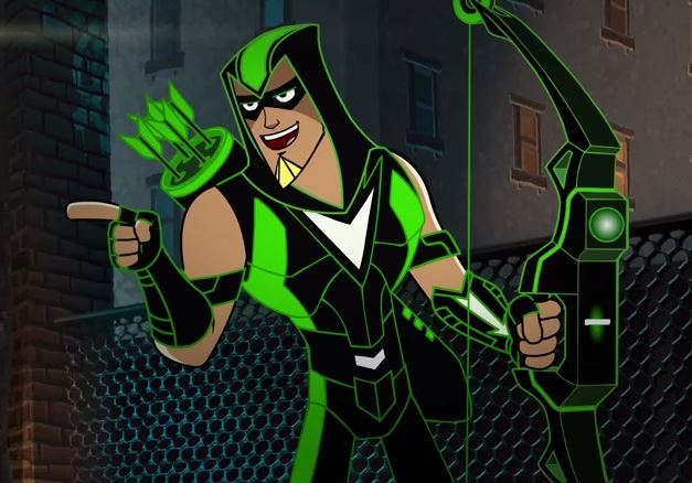 Oliver Queen (Green Arrow Shorts)