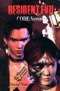 Resident Evil Code Veronica Vol 1 2