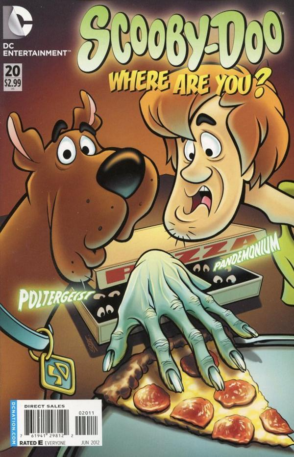 Scooby-Doo, Where Are You? Vol 1 20