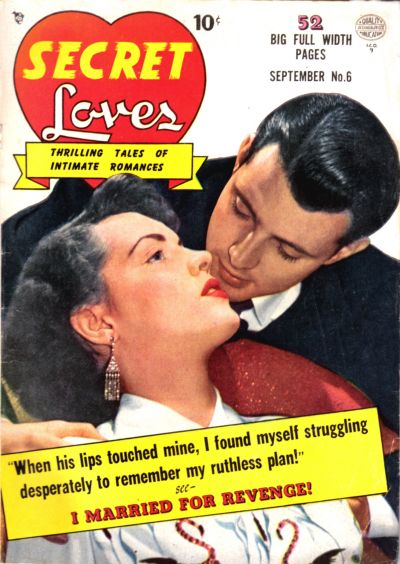 Secret Loves Vol 1 6