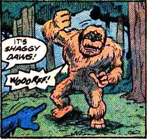 Shaggy Dawg (Earth-C-Minus)
