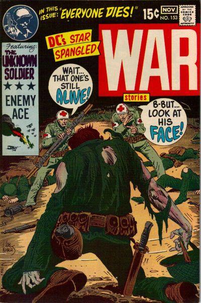Star-Spangled War Stories Vol 1 153