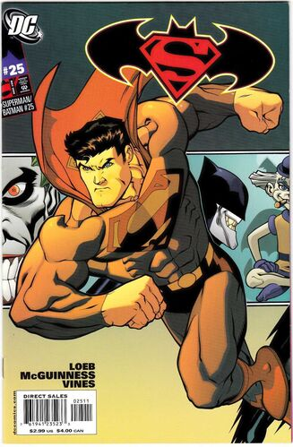 Superman Cover (left side)