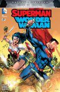 Superman Wonder Woman Vol 1 27